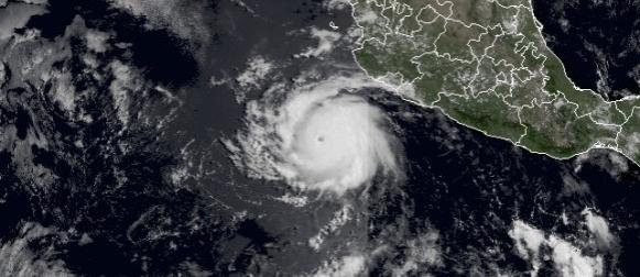 Istočni Pacifik: Uragan Cristina dosegnuo kategoriju 4