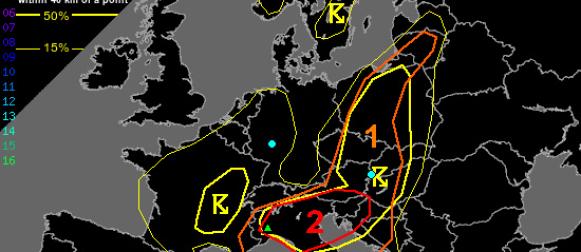 Stiže ciklona Hrvoje, na sjevernom Jadranu lokalno će biti jačeg nevremena