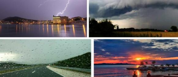Ekstrem: U Zadvarju palo 110 mm kiše, Komiža u jednom danu premašila ljetni prosjek! (FOTO)