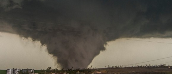 Kako se boriti protiv tornada? Nova studija kaže – divovskim zidovima!