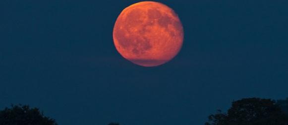 """Večeras pogledajte prvi ovogodišnji """"supermjesec"""", do jeseni čekaju nas još dva"""