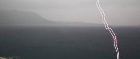 Crometeo član snimio dvostruku munju s dvadeset metara