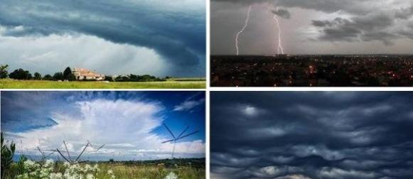 Ciklona Luka: Nevremena i obilnija kiša na zapadu Hrvatske (FOTO)