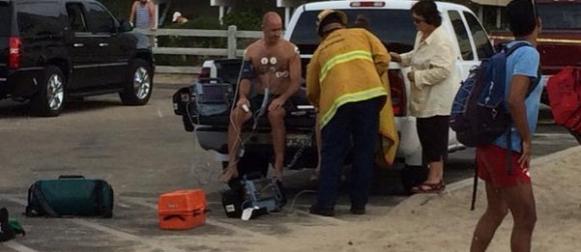 Udar munje na plažu kod Los Angelesa: Poginula 1 osoba, 13 ozlijeđenih