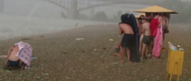 Tuča ozlijedila 17 ljudi u Novosibirsku, pogledajte dramatične video zapise