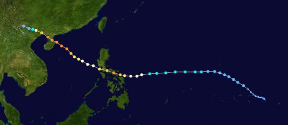 Tajfun Rammasun uzeo najmanje 108 života
