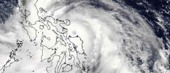 Tajfun Rammasun (kategorija 3) pogodio Filipine