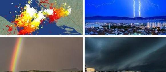 Dan s ciklonom Iskra (FOTO)