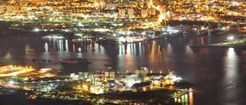 Bura očistila nebo: Savršen pogled s Kozjaka na Split, Kaštela i Trogir