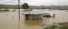 Poplave u BiH i Srbiji