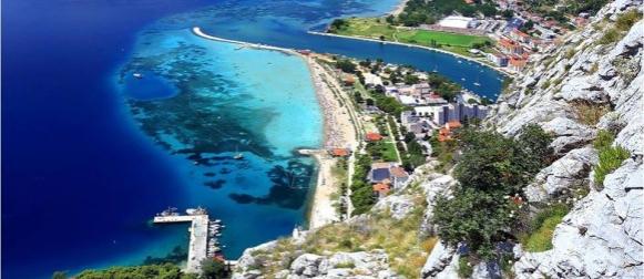 Na Jadran se vraća ljeto, kopno i dalje nestabilno