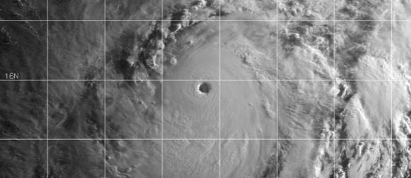 """Kad se uragan """"pretvori"""" u supertajfun: Uporna  Genevieve postala supertajfun pete kategorije"""