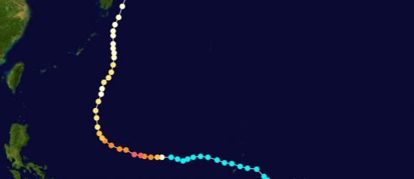 Tajfun Halong pogodio Japan: Najmanje 6 poginulih