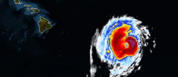 Havajima se približavaju dva uragana