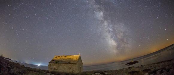 Čarobno noćno nebo i Mliječna staza iznad Punte Planke