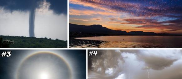 Ovo je 10 najboljih meteoroloških fotografija nedjelje