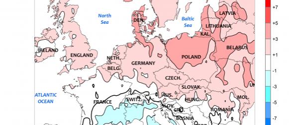Srpanj u Europi: Rekordna toplina u dijelovima Skandinavije