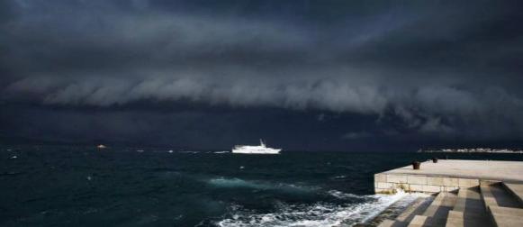 Zadarski kišni rekordi: srpanj za pamćenje