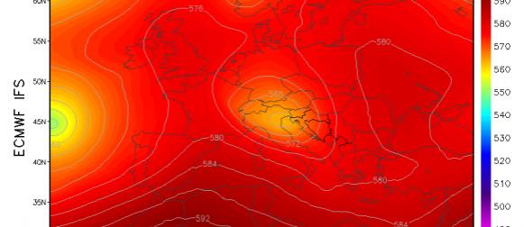 Uskoro stiže Talija, nova kišna ciklona