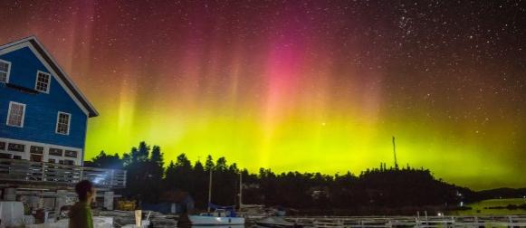 Aurora borealis: Čarolija sraza Sunčevog vjetra i Zemljinog magnetskog polja