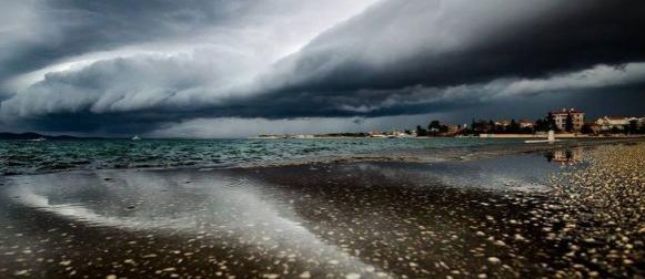 S ciklonom Vera na Jadranu nove jače grmljavinske nestabilnosti