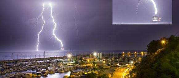 Nevrijeme zahvatilo šire splitsko područje: Intervenirali vatrogasci, u Trogiru palo preko 70 litara kiše!