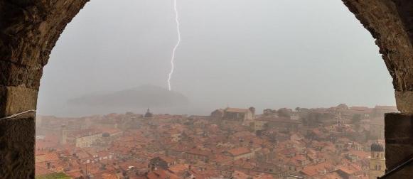 Ciklona  Simeon: Brzi rujanski odgovor kišnom ljetu