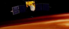 NASA-ina letjelica približava se Marsu gdje će tražiti nestalu vodu (VIDEO)