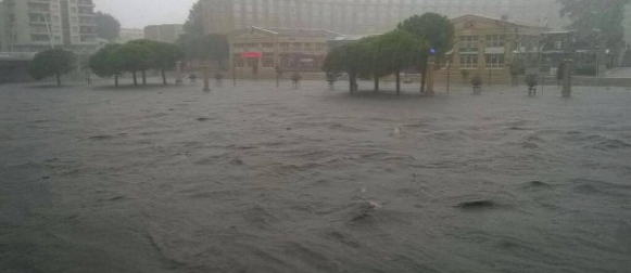 Poplave  na jugu Francuske: U Montpellieru palo 290 mm kiše