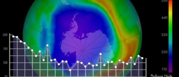 Ozonski omotač se (lagano) obnavlja