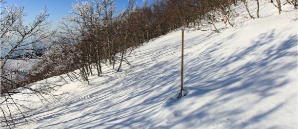 """Prvi snijeg sezone na Zavižanu """"uranio"""" tri tjedna"""
