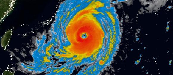 Japanu se približava snažan tajfun Phanfone; slijedi ga Vongfong