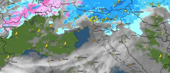 Gdje pada kiša, a gdje snijeg: Jeste li već instalirali izvrsnu WeatherMaps aplikaciju?