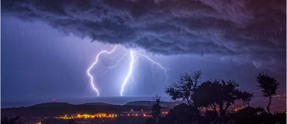 Ciklona David uz kratke rukave, ali i grmljavinske nestabilnosti na Jadranu (FOTO)