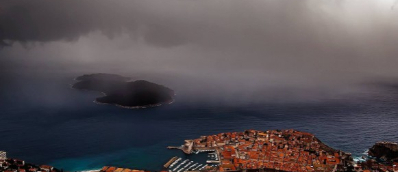 Malo sunca, pa ciklona David: U tri dana lokalno će pasti preko 100 litara kiše