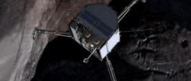 Uspješno povijesno slijetanje letjelice Philae na komet!