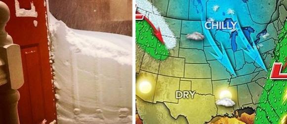 Najhladnije američko jutro: Pedeset država ispod nule