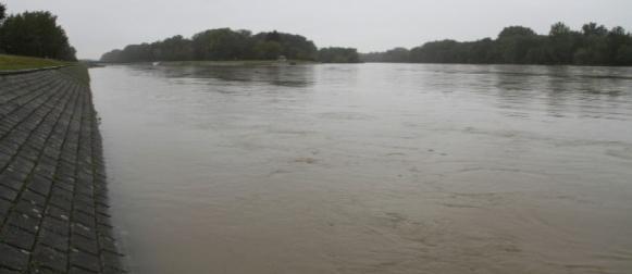 Uvedene redovne mjere obrane od poplave na Dravi, zatvoren granični prijelaz Dubrava Križovljanska
