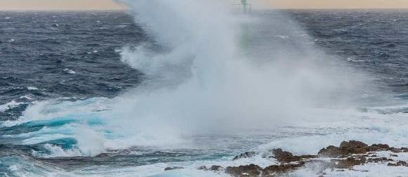 Kada valovi olujnog juga progutaju Puntu Planku (FOTO)