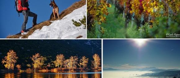 Anticiklonalna nedjelja: Od hladnog sjeverozapada do osunčanih Alpa (FOTO)