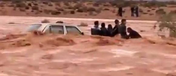 Maroko: U olujnom nevremenu osmero mrtvih, 24 nestalih (VIDEO)