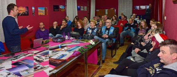 Omiš: Na predavanju o hrvatskim lovcima na oluje tražilo se mjesto više (FOTO)