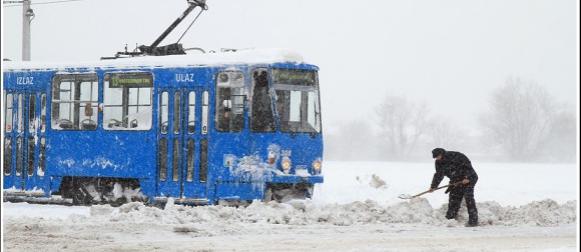 Točno prije dvije godine ciklona Samuel snijegom zatrpala velik dio zemlje (FOTO, VIDEO)