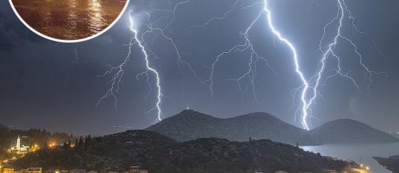 Nova obilna kiša i poplave u Dalmaciji: U zaleđu Trogira palo gotovo 200 litara