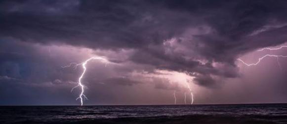 Ciklona Glorija:  Obilna kiša na jugu Jadrana