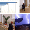 Potop: Rekordna prosinačka količina oborina na Hvaru od 1858. godine, više od 200 mm palo na Visu! (FOTO)