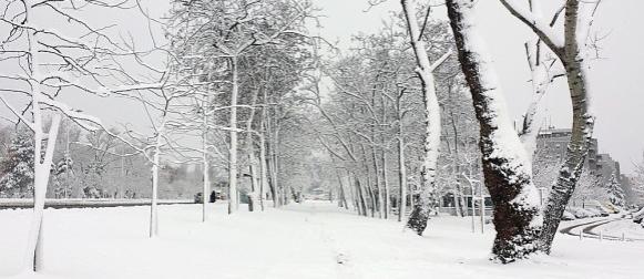 Ciklona Ines donijela zimu (FOTO)
