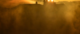 Pogledajte čaroliju izlazećeg Sunca i mora koje isparava kroz objektiv Petra Botterija