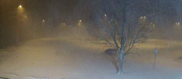 Ciklona Lucijan: Obilna kiša na sjeverozapadu, snijeg u gorju