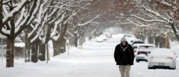 Udar zime u SAD-u: Temperature do -29°C, rekordno visoki tlak zraka , lančani sudar 193 vozila